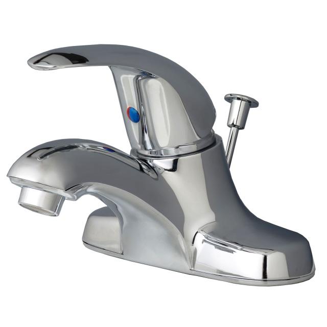 Designer Single Handle Bathroom Vanity Sink 4 Quot Centerset